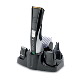 All-In-1 Titanium Rechargeable <br/> Grooming System