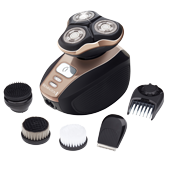 Quick Shave Pro<BR/>Rotary Shaver