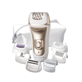 Ultimate Cordless<br/>Wet/Dry Epilator