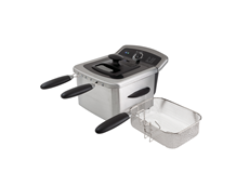 4L Dual Deep Fryer