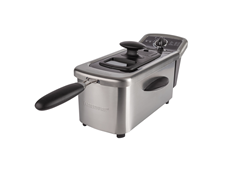 2.5L Dual Deep Fryer | Farberware available at Walmart