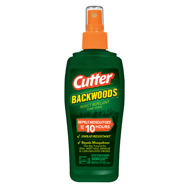 foto de Cutter® Backwoods® Insect Repellent (Pump Spray) Cutter