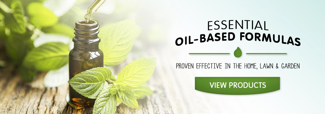 Essential Oil-Based Formulas