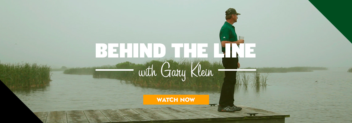 Behind The Line With Gary Klein