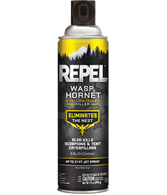Repel's Wasp, Hornet and Yellowjacket Killer Aerosol