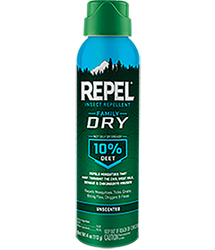 Repel Insect Repellent Family Dry (Aerosol)