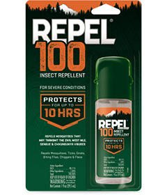 Repel 100 Insect Repellent (Pump Spray)