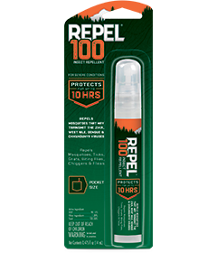 Repel 100 Insect Repellent (Pen-Size Pump Spray)