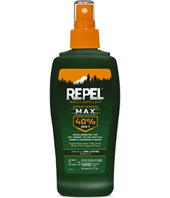 Insect Repellent Sportsmen Max Formula Pump Spray 40% DEET