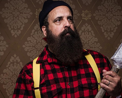 The Best Halloween Costumes For The Bearded Man