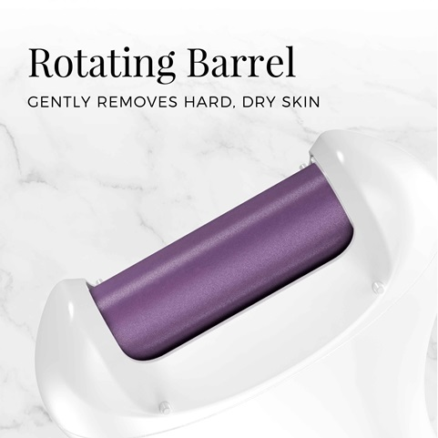remington reveal callus remover with rotating barrel cr4000b