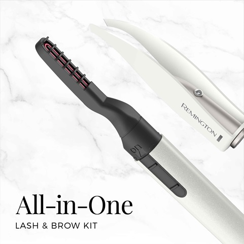 EC300 Reveal All-In-One Lash & Brow Kit with Heated Eyelash Curler