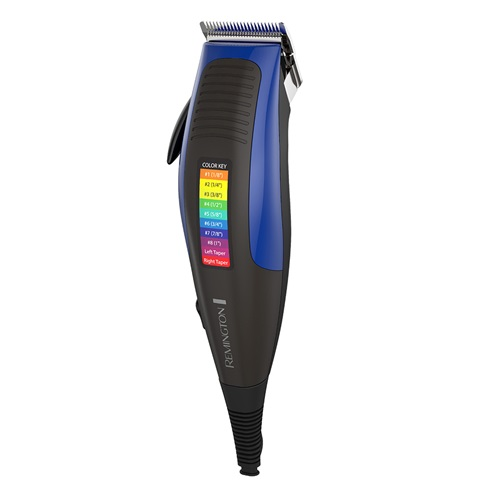 HC1082 REMINGTON® Color Comb Home Haircut Kit, HC1082