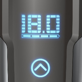 Digital Battery Indicator