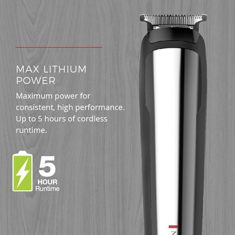 Max lithium power. maximum power for consistent, high performance. up to 5 hours of cordless runtime. 5 hour runtime