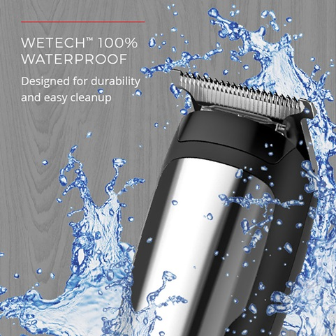 Wet Tech 100 percent waterproof. Designed for durability and easy cleanup
