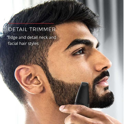 Detail Trimmer | Edge and detail neck and facial hair styles | PG6110