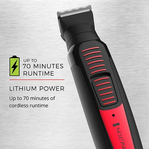 Up to 70 Minutes cordless Runtime | Lithium Power | PG6110