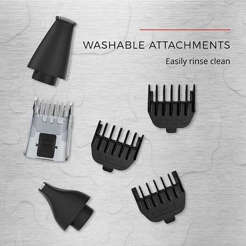 Washable Attachments, Easily rinse clean | PG6110