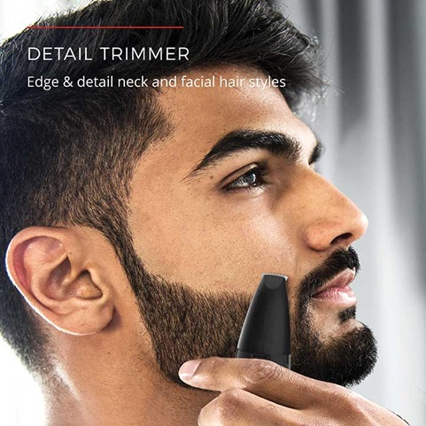 Detail Trimmer - Edge and detail neck and facial hair styles