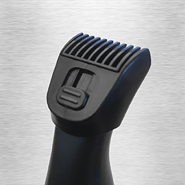 5-Length Adjustable Comb