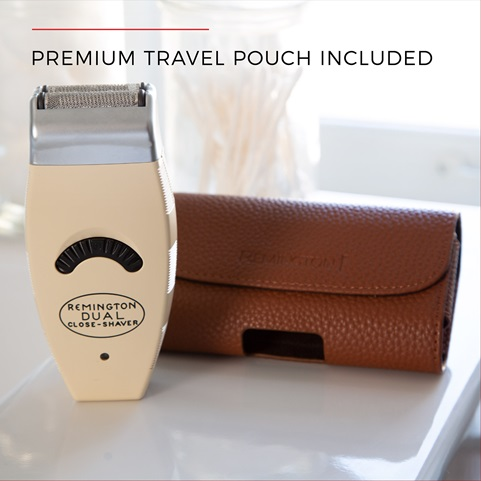 Premium Travel Pouch Included