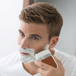 HF9100 wet or dry shaving