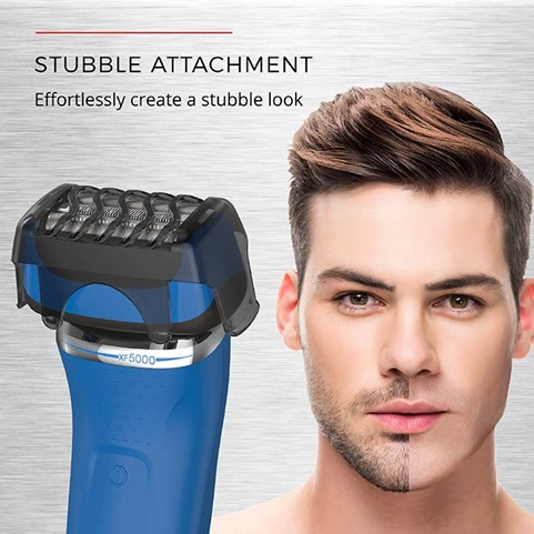 Stubble Attachment - Effortlessly create a stubble look