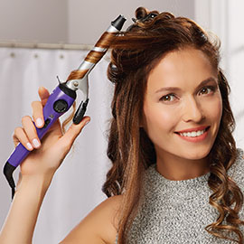three fourth inch curling iron