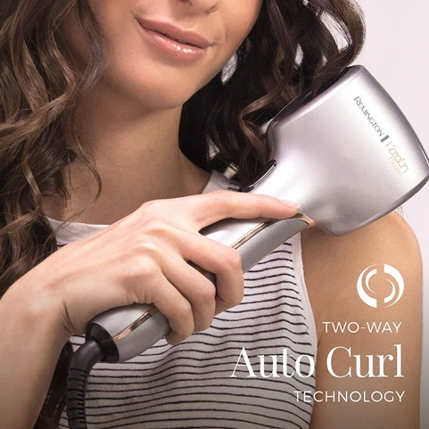 CI8019 Two Way Auto Curl Technology