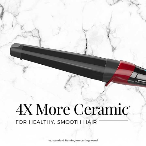 4X More Ceramic for healthy smooth hair | CI96X7B