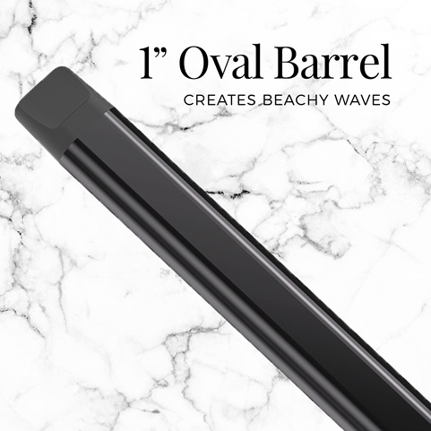 1 inch oval barrel