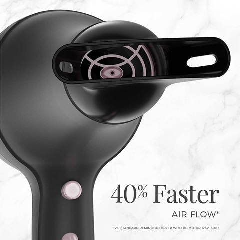 40% Faster Air Flow