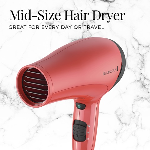 Mid-Size Hair Dryer