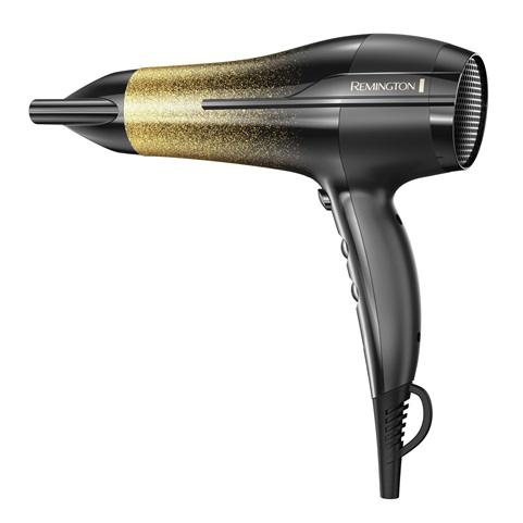 D5951 Hair Dryer with Titanium Fast Dry in Gold
