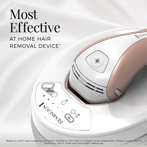 IPL6000USB The Most Effective at Home Hair Removal Device^ with nearly 2X better results in fewer treatments