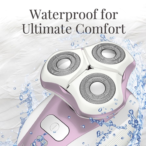 Waterproof for ultimate comfort