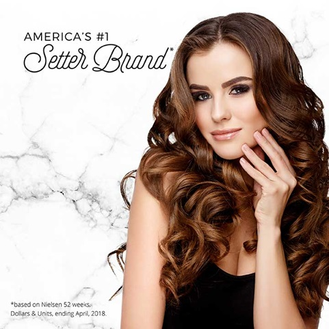 Americas number 1 setter brand, based on Neilsen 52 weeks, dollars and units, ending April 2018