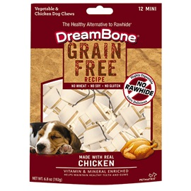 Grain Free Classic Mini Bone Chews