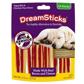 Bacon and Cheese DreamSticks