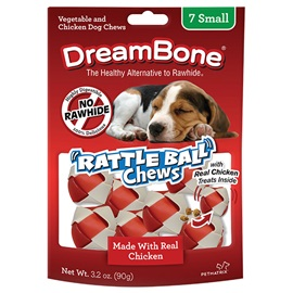 RattleBall Chews - Small