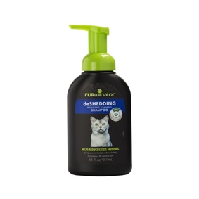 deShedding Rinse Free Foaming Shampoo