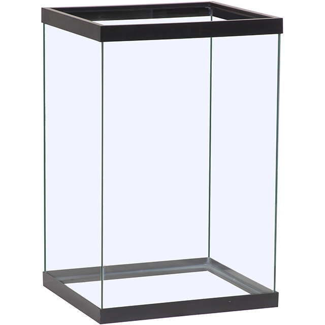 Framed Column Cube Aquarium Marineland