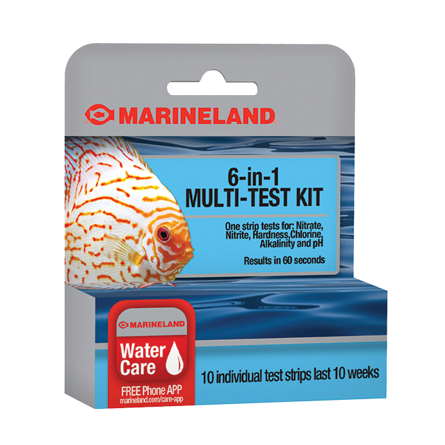 6 In 1 Multi Test Kit Marineland 174