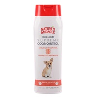 Skin & Coat Supreme Odor Control - Shed Control Shampoo & Conditioner