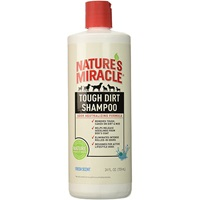 Tough Dirt and Stain Remover Shampoo