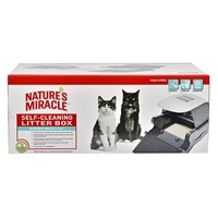 Multi-Cat Self Cleaning Litter Box - Discontinued