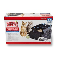 Multi-Cat Self-Cleaning Litter Box - Discontinued