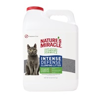 Intense Defense Odor Control Clumping Litter - Fragrance Free