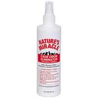 Small Animal Cage Odor Eliminator
